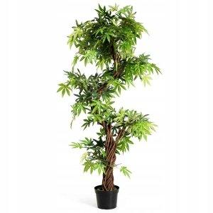 Sztuczna roślina ozdobna palma w donicy 160cm
