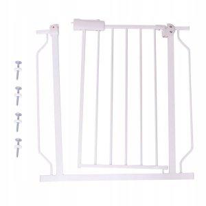 Bramka rozporowa zabezpieczająca barierka ochronna