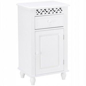 Szafka łazienkowa klasyczna z szufladą