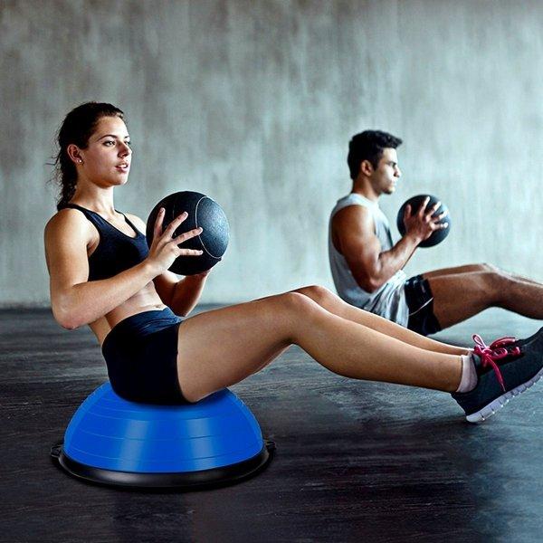 Piłka do balansowania trener równowagi