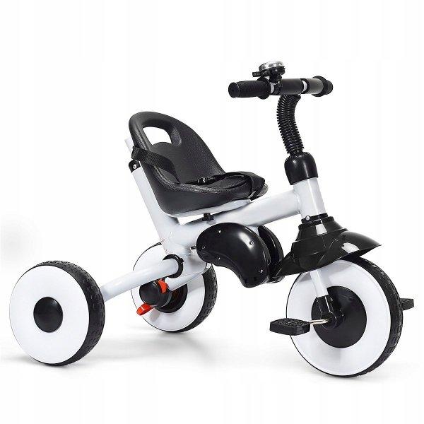 Trójkołowy rowerek wózek dla dzieci 2w1