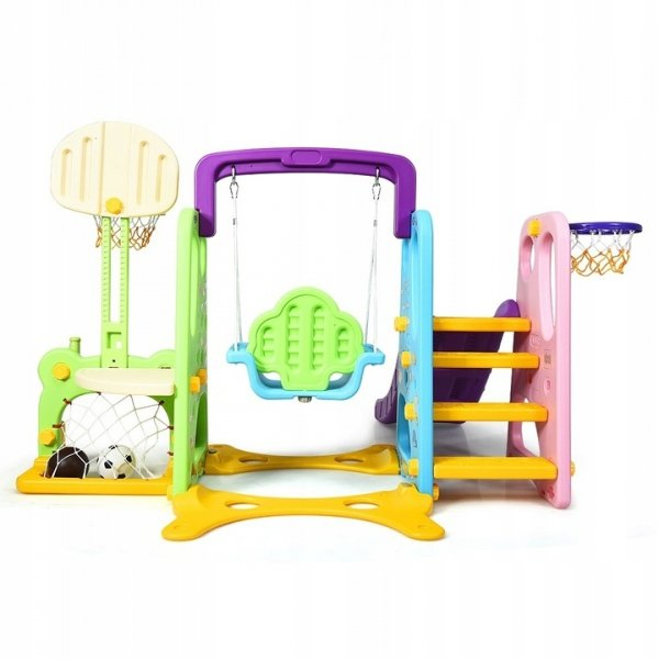 Plac zabaw dla dzieci 6w1