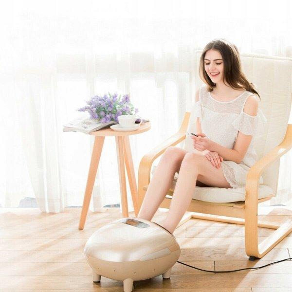 Masażer shiatsu aparat do masażu stóp