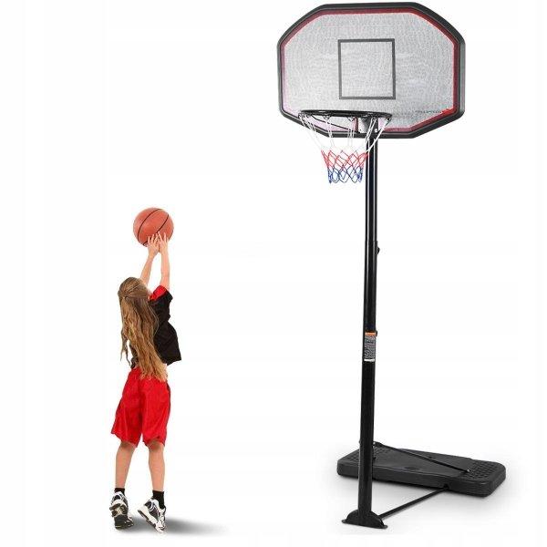 Kosz do koszykówki pełnowymiarowy regulowany