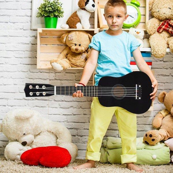 Gitara akustyczna klasyczna dla dzieci