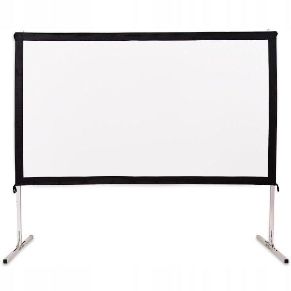"""Przenośny ekran projekcyjny 100"""""""