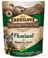 Carnilove Dog Pheasant & Raspberry Leaves - bażant i liście maliny saszetka 300g