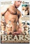 DVD-Bears Big Strong Hairy Gay Men