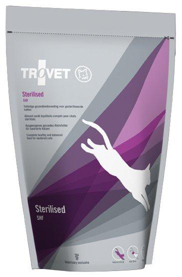 Trovet SHF Sterilised dla kota 500g