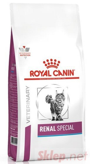 Royal Canin Veterinary Diet Feline Renal Special 400g