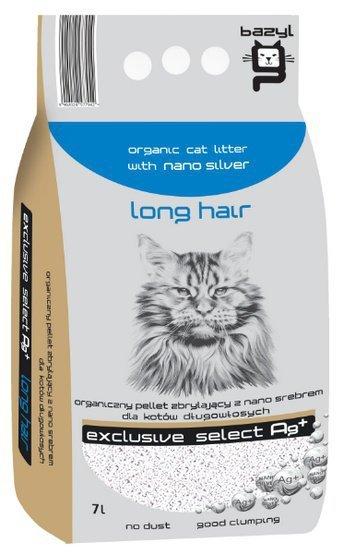 Bazyl Ag+ Select Long Hair 7L