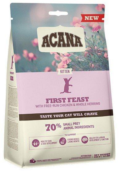 Acana First Feast Cat & Kitten 1,8kg