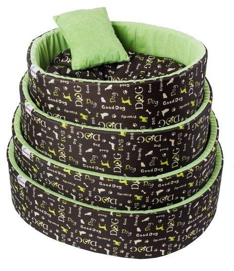 Diversa Legowisko Funky Dog 2 zielony