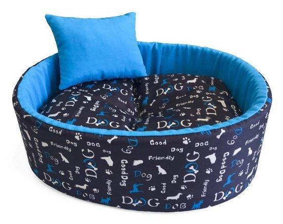 Diversa Legowisko Funky Dog 3 niebieski