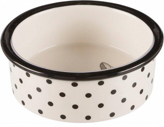 Trixie Miska ceramiczna Zetangle dla kota 0,3L [25120]