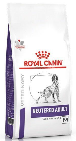 Royal Canin Vet Care Nutrition Neutered Adult Medium Dog 9kg