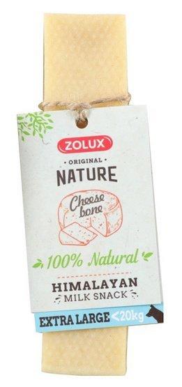 Zolux Przysmak serowa kość z sera himalajskiego XL 116g [482313]