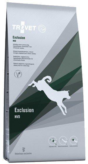 Trovet NVD Exclusion dla psa 12,5kg