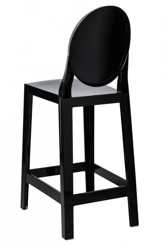Hoker VICTORIA czarny - poliwęglan