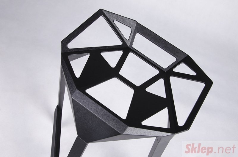 Hoker SPLIT PREMIUM czarny - aluminium