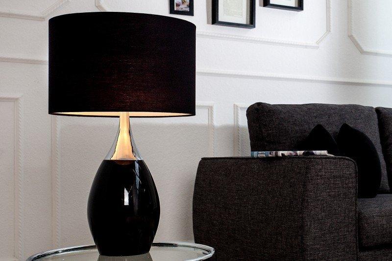 INVICTA lampa wisząca CARLA  - czarna