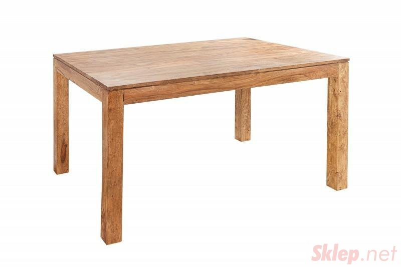 INVICTA stół  LAGOS 120 sheesham - lite drewno palisander