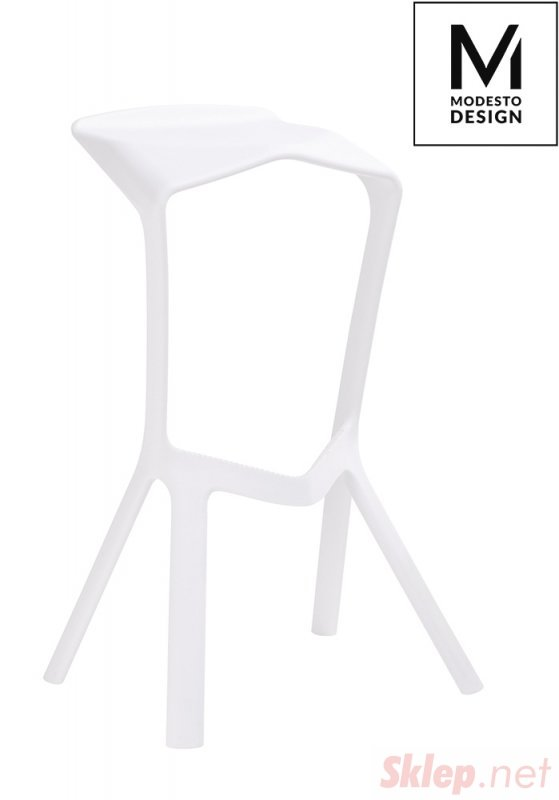 MODESTO hoker MIURA biały - polipropylen