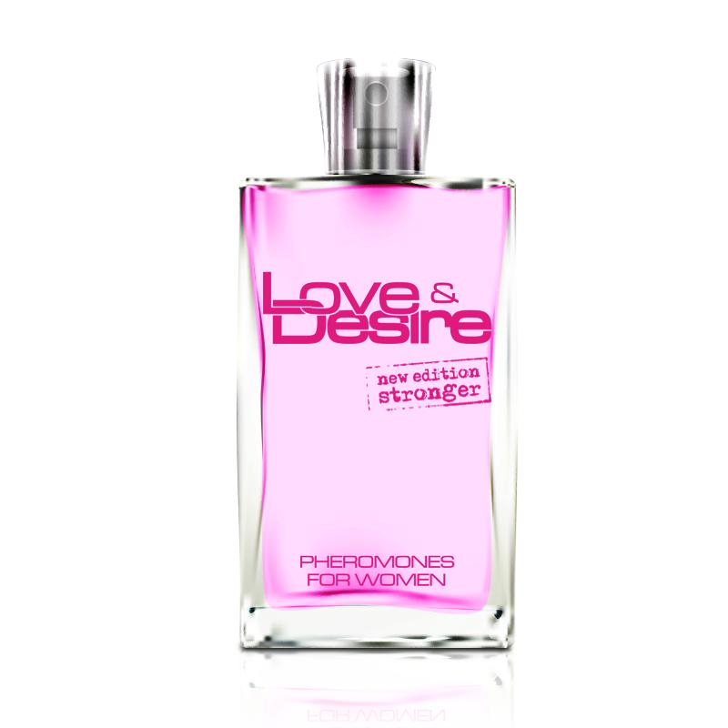 Feromony-Love Desire 50 ml Women