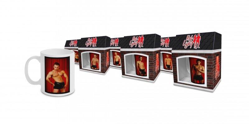 Kubek-Boss 300 ml Red Light Mężczyźni