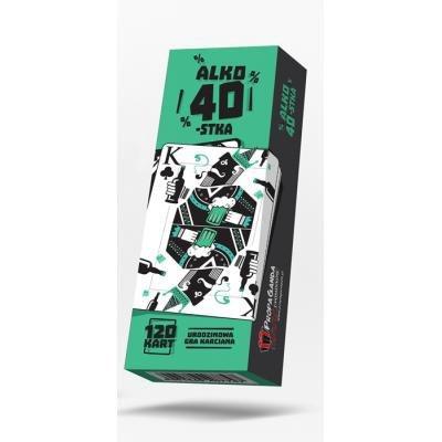 Gry-Gra Karciana ALKO 40