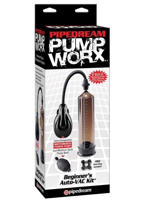 Pompka-PW BEGINNERS AUTO VACUUM KIT