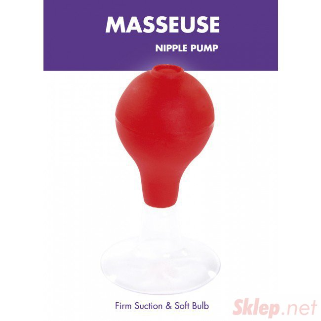 Pompka-Masseuse Nipple Pump Kinx