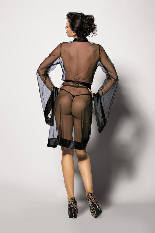 Bielizna-ANTHIS M (robe black )