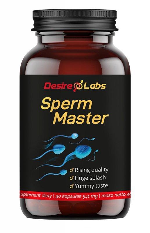 Sperm Master™ - 90 kaps.