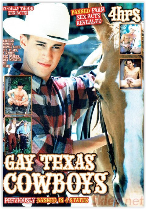 DVD-Gay Texas Cowboys