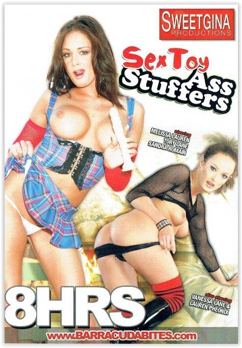 DVD-Sex Toy Ass Stuffers