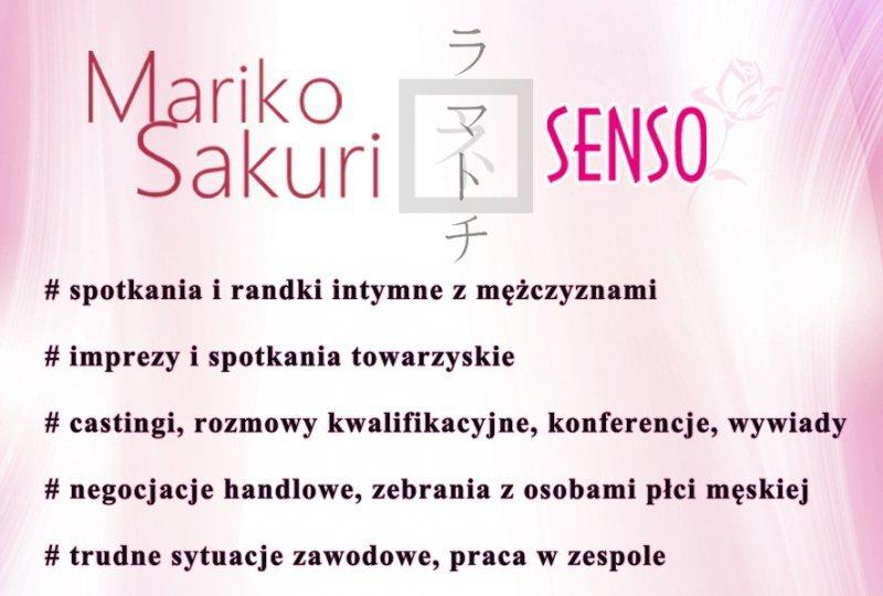 Feromony-Mariko Sakuri SENSO 50 ml for women