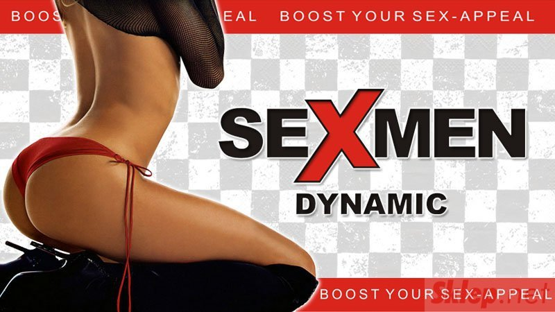 Feromony-Sexmen Dynamic 50 ml for men