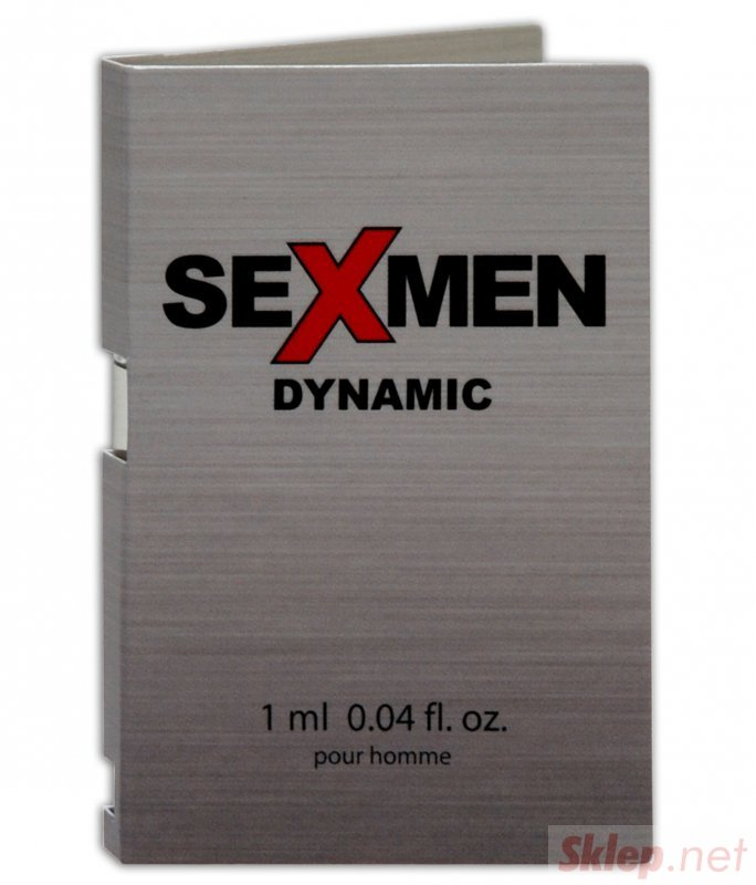 Feromony-SEXMEN DYNAMIC 1ml.
