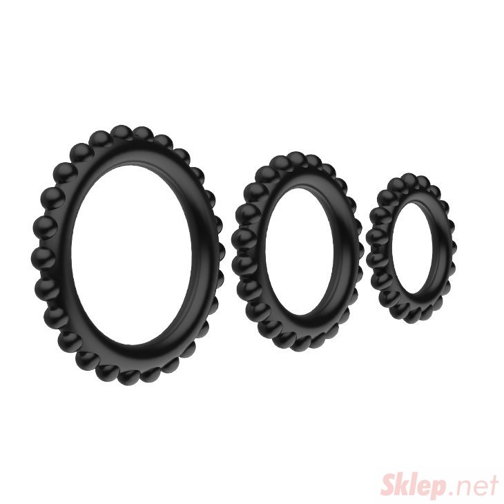 BAILE -TITAN  three ring set