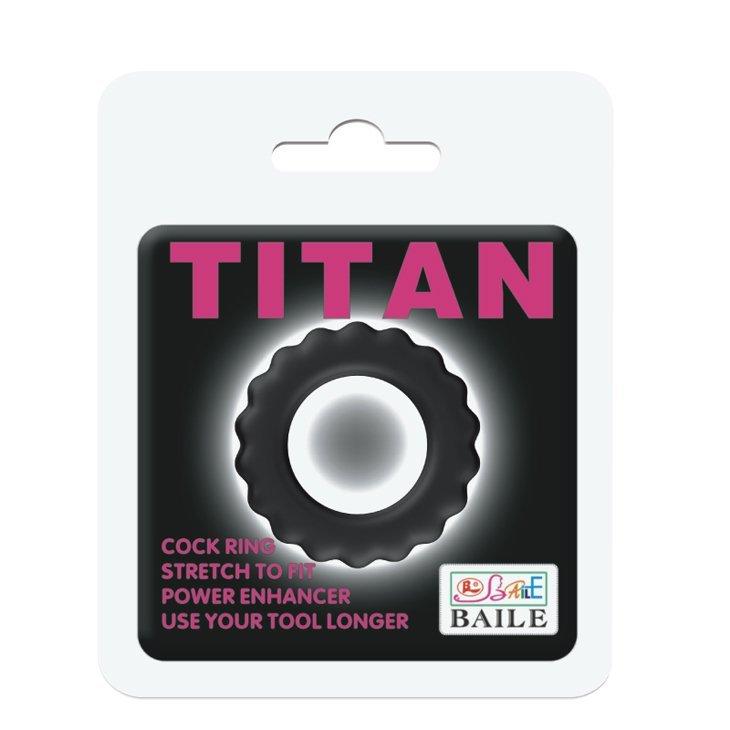 BAILE - TiTAN RING