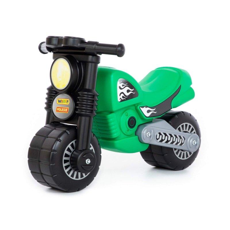 "Jeździk ""Motorbajk"", zielony"