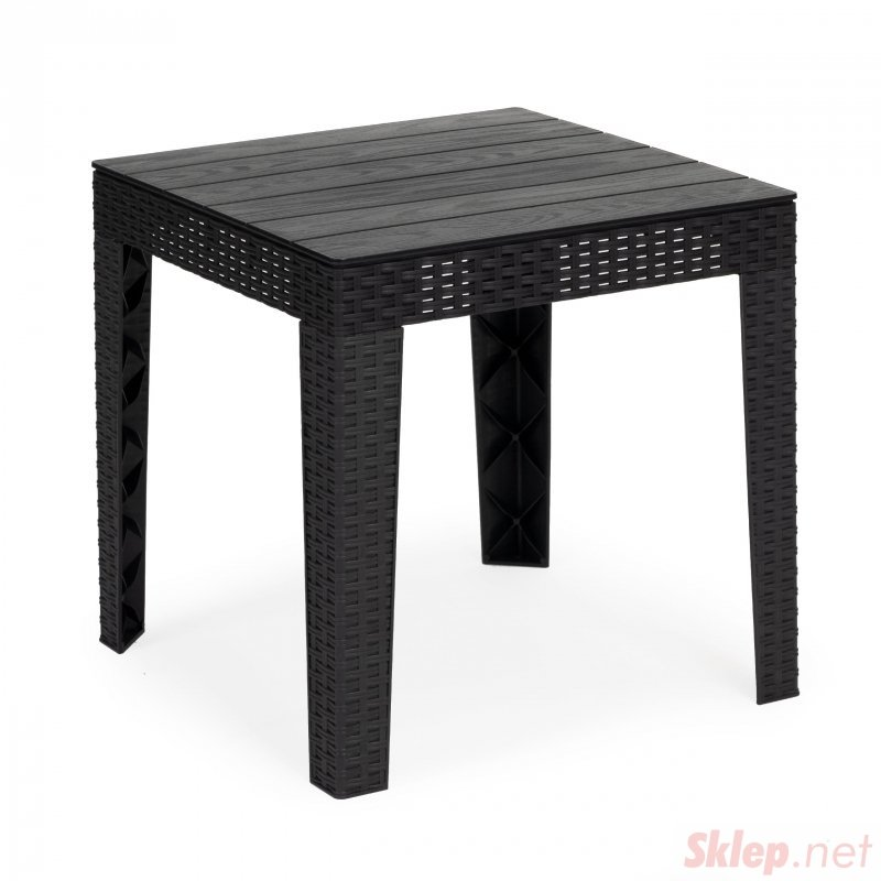Meble ogrodowe zestaw komplet 2x fotel + stół
