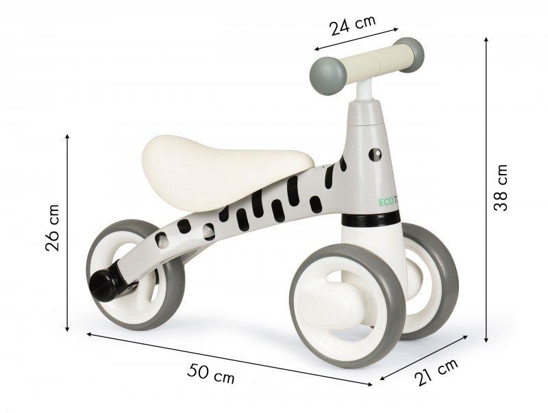Rowerek biegowy  Ecotoys