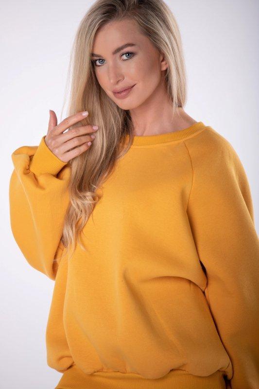 bluza oversize