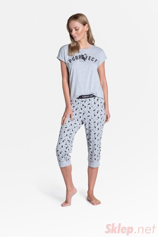 Piżama Timber Long 38903-09X