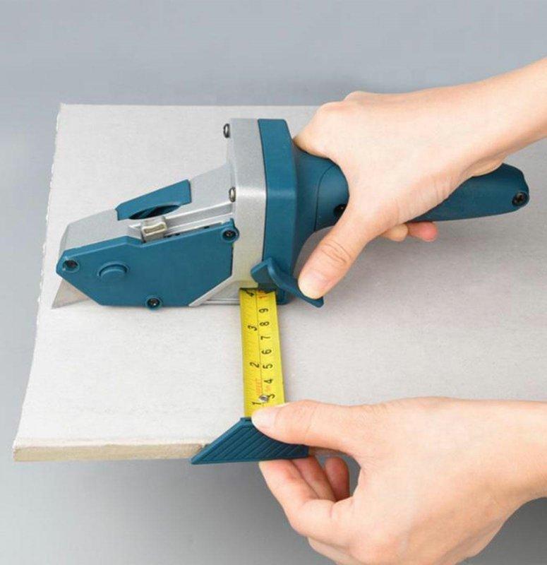 AG700 Nóż do cięcia płyt gk z miarką