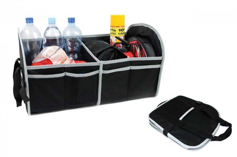 01118 Uniwersalny organizer do bagażnika rozkładany CO-2