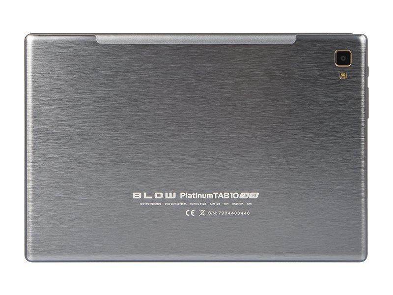 79-044# Tablet Blow PlatinumTAB10 4G V3 + etui