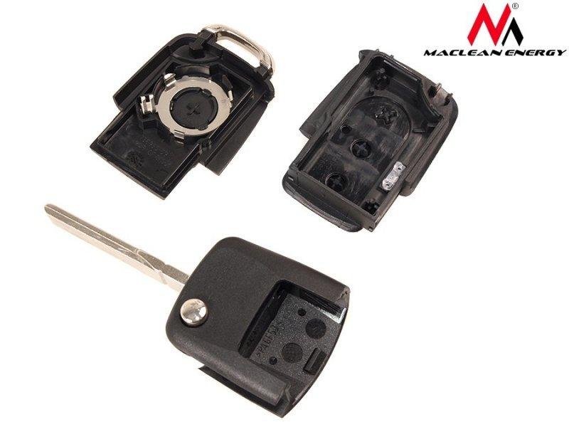 MCE108 38157 Obudowa do pilota/kluczyka VW B5 (scyzoryk, 3 przyciski)